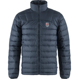Fjällräven Expedition Pack Parka En Duvet Homme, navy